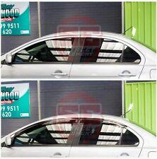 Mitsubishi 07-18 CJ LANCER/EVO X / SD Rainshield / Window Visor / Weather Shield