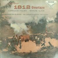 DECCA STEREO SXL 2001 WBGrED1 TCHAIKOVSKY 1812 OVERTURE *ALWYN*  EX-/NM