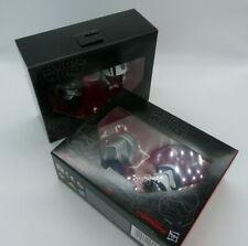 Ensemble de deux casques Star Wars Titanium Series 01 par Hasbro
