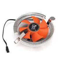 2200rpm CPU Quiet Fan Cooling Heatsink Cooler For Intel LGA775/1155 AMD Core 2