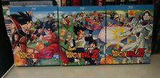 Dragon Ball Z -- Seasons 1-3 (Bluray) (Funimation)
