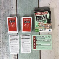 Monopoly Deal Card Game by Hasbro Fun for all the Family