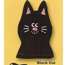 HALLOWEEN DR. DANIELS BLACK CAT WITH CATNIP 3PACK FOR CATS