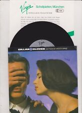 "GILLAN & GLOVER -She Took My Breath Away- 7"" mit Product Facts Promo-Flyer"