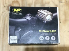 NiteRider MiNewt.X2 LED Lithium Ion Bike Front Light