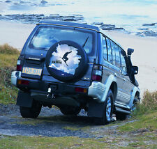 Goin' Skiing Spare Wheel Cover - Large  *** Clearance Price - RRP $55 ***