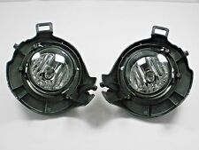 FITS Nissan 2005-2012 PATHFINDER FRONTIER 2005-09 Fog Lights Lamps Pair & Bulbs