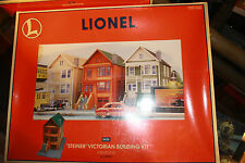 Lionel O-27 scale Steiner Victorian building kit  # 12975 NIB sealed in plastic