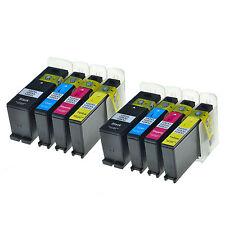 8P 100 XL Ink Cartridge For Lexmark Prospect Pro202 Pro205 Pro206 Pro207 Pro901