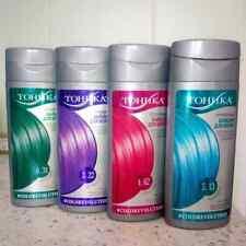 Hair colorevolution colouring balm colourant TONIKA, no AMMONIA, wash out