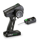 Absima CR2S.V2 2.4ghz  2 Channel Wheel Radio with 3 ch Receiver Failsafe RC Car