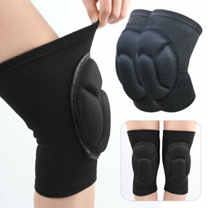 2x Knee Pad Protection BasketBall Volleyball Football Cycling Knee Brace Support