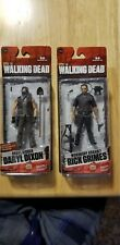 McFarlane Toys AMC The Walking Daryl Dixon and Rick Grimes Action Figures