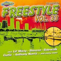 Freestyle 33 (2007) L. Dee, NY City Beats, Anthony Norris, Shineaz, Bubbl.. [CD]