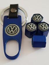 VW VOLKSWAGEN Valve DUST CAPS 3 colours boxed Keychain Spanner  50% Off beetle