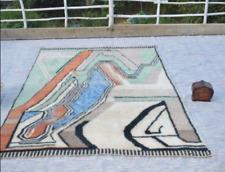 Marokkanische Teppich, Berber Teppich, weiche Boho Stil Boho Teppich