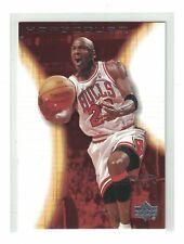2003 Upper Deck Hardcourt Michael Jordan Card