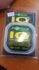 Korda Fluorcarbon extra weich IQ2