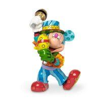 Romero Britto Disney 4037549 Samba Mickey EUC In Box 2013 Retired Figurine