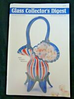 Glass Collector's Digest 1993 Peter Gentile Fostoria Jugs Milk Square Plates Art