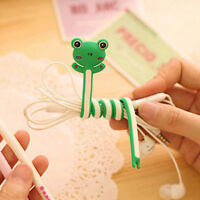 10Pcs cartoon usb cable bite animal cable strip protector for protect cable RHC