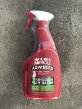 New listing New Sealed Nature's Miracle P-96992 Advanced Stain & Odor Eliminator Cat
