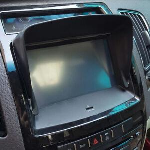 Black 7Inch Sun Shade Sunshield Anti Glare For Car GPS Navigator Accessories x1