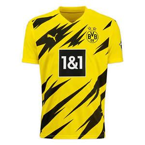 Borussia Dortmund Home Shirt 2020/21