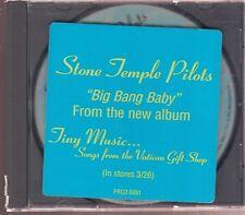 stone temple pilots big bang baby cd promo