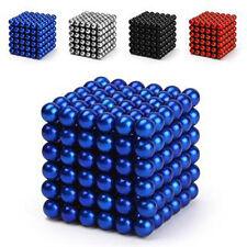 5MM Magnetic Magnet Balls Cube 216 Pcs Small 3MM Premium Neodymium Adult Stress