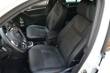 seat covers VW Volkswagen Tiguan R-line premium Leather Interior personal style