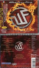 Wheels Of Fire - Up For Anything +1, Japan CD +obi,AOR,House Of Lords,Robin Beck