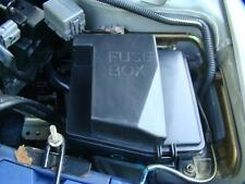 MAZDA 626 FUSE BOX IN ENGINE BAY, GF-GW, 08/97-08/02
