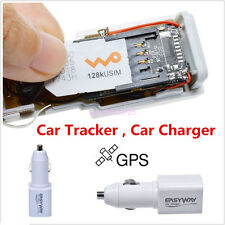 Mini Portable Real Time Car SUV GPS Tracker GSM GPRS Tracking Device Spy Locator