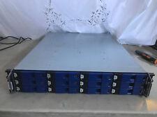 Xyratex Rs-1220-x Storage Disk Array w/ 12x 146Gb 15k
