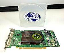 IBM 13M8479 13M8478 QUADRO FX 1500 256MB DUAL DVI PORT GRAPHICS CARD