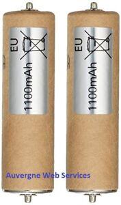 WER160L2504 Batterie Tondeuse Panasonic ER-1610 , ER-160 , ER-1611