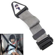 Children Seat Belt Correction Tape Adjuster Keep Neck Free More Safe Comfortable