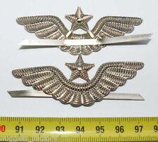 1 insigne de casquette armée Russe Aviation / pilote / cosmonaute  ( 006 )