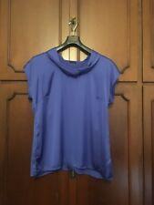 Blu elettrico donna a maglie e camicie da donna  a7e31163938