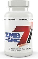 7Nutrition ZMB + GMC 90caps. ZMA GABA Melatonin NAC Vit.E - Night Regeneration !