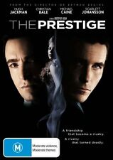 The Prestige (DVD, 2007 release)