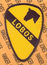 """2nd Bn 227th Aviation Regiment LOBOS 1st Cavalry Division 5"""" patch"""