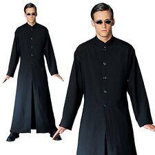 The Matrix Neo Cybe Man Halloween Mens Fancy Costume One Size, Robe+Gunglasses