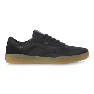 "Vans ""Ave Pro"" Sneakers (Black/Gum) Skate Shoes"