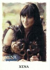 Xena Arts & Images Complete Trading Card Base Set