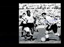 Nat Lofthouse und Tom Finney England WM 1954 Original Signiert+A 150807