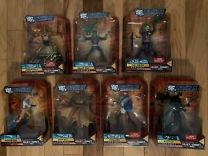 DC Universe Classics Wave 10 BAF Imperiex Complete Set of 7