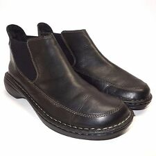 Merrell Tetra Pace Black Leather Slip On Ankle Boots Women's 10US 7.5UK 41EU