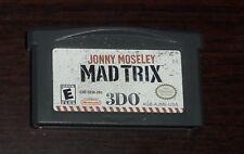 Nintendo GBA. Jonny Moseley Mad Trix 3DO. AGB-AJME-USA